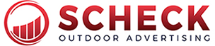 Scheck Outdoor Advertising Logo